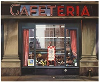 cafeteria by richard estes
