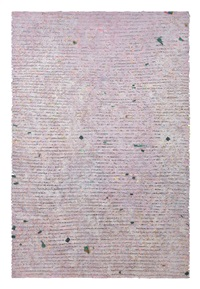 memory: past by howardena pindell