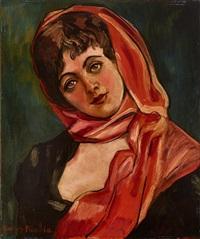 visage de femme by francis picabia
