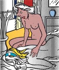 two nudes by roy lichtenstein