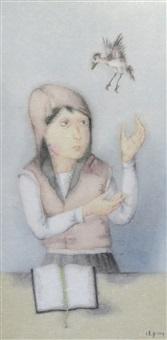 discipline-flying bird by zeng jianyong