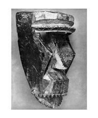 african masks after walker evans: 1-24 (image 4) by sherrie levine