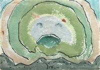 happy clam shell by arthur dove