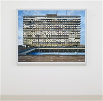 city hall, tel aviv by thomas struth