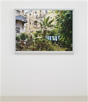 front yard, tel aviv by thomas struth