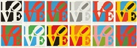 the book of love by robert indiana