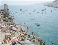 porto miggiano horizontal boats by massimo vitali