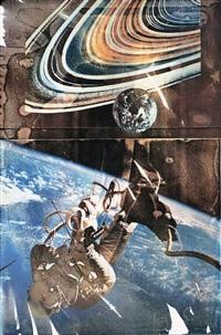 space by robert rauschenberg