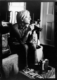 andy warhol and his media toys by gerard malanga