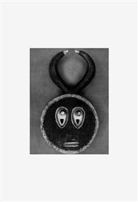 african masks after walker evans: 1-24 (image 9) by sherrie levine