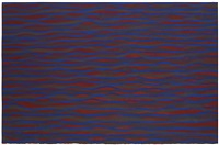 horizontal bands by sol lewitt