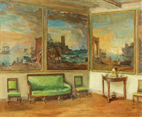 a picture gallery by walter gay
