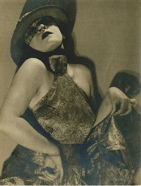 valeska gert, paris by man ray