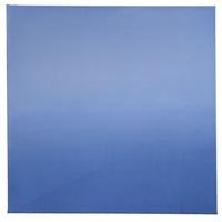 monochroom blauw morgen by jef verheyen