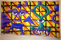 untitled by kenny scharf