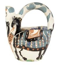 cavalier et cheval (cavalier and horse)