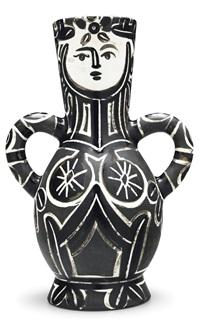 vase deux anses hautes (queen) (r 213) by pablo picasso