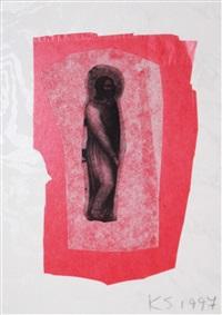 untitled (jesus series) by kiki smith