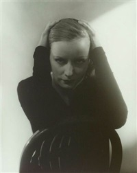 greta garbo by edward steichen
